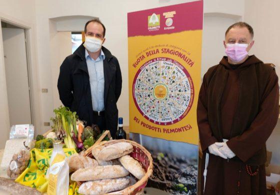 Da Coldiretti Alessandria: Fase2, alimenti freschi per i meno fortunati