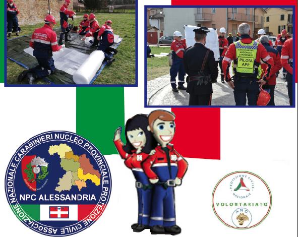Da Associazione Nazionale Carabinieri: scendono in campo anche gli Uomini della Benemerita con la loro Protezione Civile