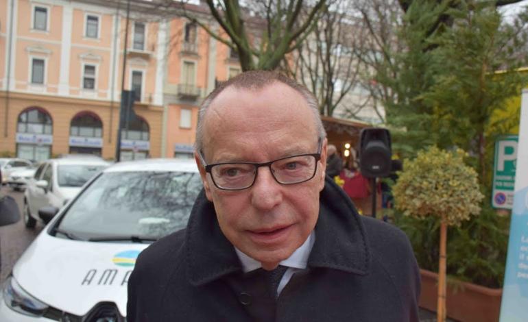 Paolo Arrobbio, presidente del Gruppo Amag Spa: è previsto un importante piano di investimenti infrastrutturali fino al 2034