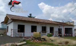 Cantiere edile con gravi carenze in materia di sicurezza sequestrato dai Carabinieri ad Asti