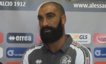 Coronavirus, positivo il difensore dell'Alessandria Calcio Francesco Cosenza