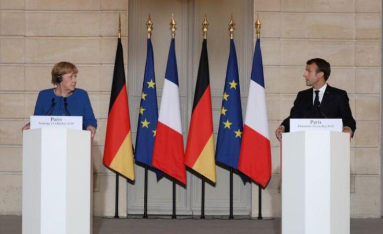 Ue: Francia e Germania propongono Recovery Fund da 500 miliardi contro Covid-19