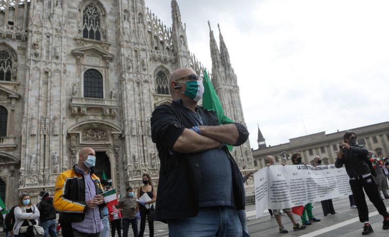 Covid19 Italia: solo 8 decessi in 24 ore. Aggiornamento delle 19:00