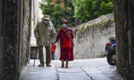 Covid19 Italia: stabile la curva epidemica ma netto calo dei guariti. Aggiornamento delle 19:00