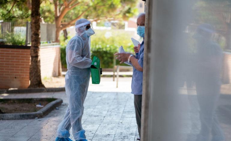 Covid19 Italia: 174 nuovi casi, 22 i decessi