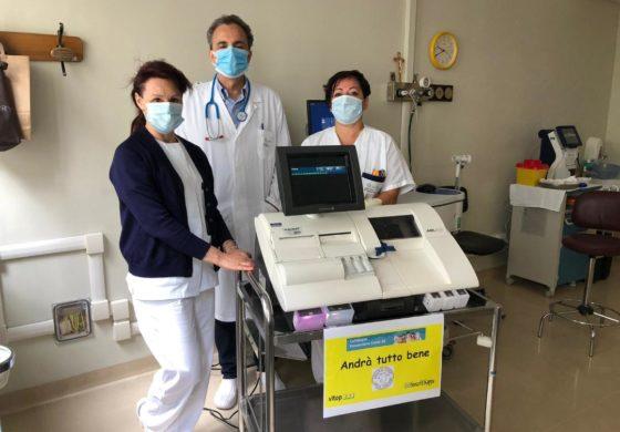 Da Vitop Alessandria: i dipendenti supportano l'ospedale cittadino nella lotta al Covid19