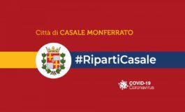Da A.n.d.o.s. O.d.v. Casale: raccolta fondi per la campagna #RipartiCasale promossa dal Comune di Casale Monferrato