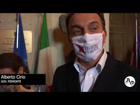 Da Regione Piemonte: Coronavirus, il bollettino delle 16:00