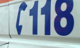 Vercelli, incidente tra una moto e un'auto in tangenziale: un ferito