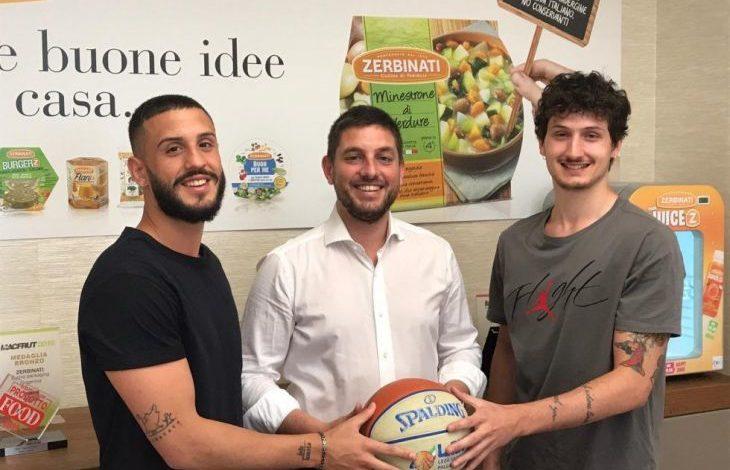 JB Monferrato, raggiunto l'accordo per i playmaker Luca e Fabio Valentini