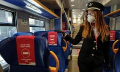 Da Regione Piemonte: coronavirus, distanziamento su treni e bus extra-urbani
