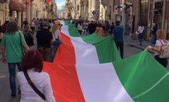 Centrodestra in piazza per il 2 giugno