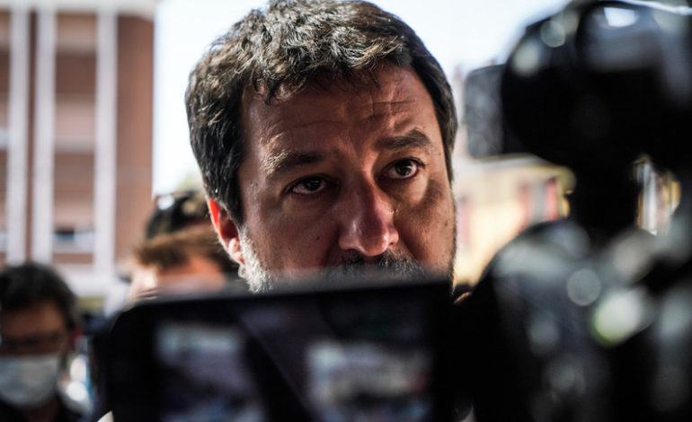 Il Senato autorizza il processo a Salvini per il caso Open Arms
