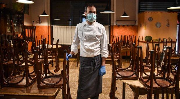 Da Coldiretti Alessandria: crollo ristorazione, effetto domino sull'agroalimentare