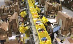 Amazon a Vercelli viaggia verso quota 600 assunzioni