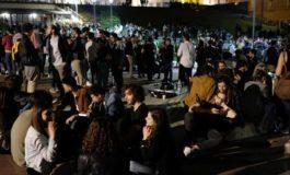 Movida, a Novara un arresto ed una minorenne svenuta in stato di ubriachezza