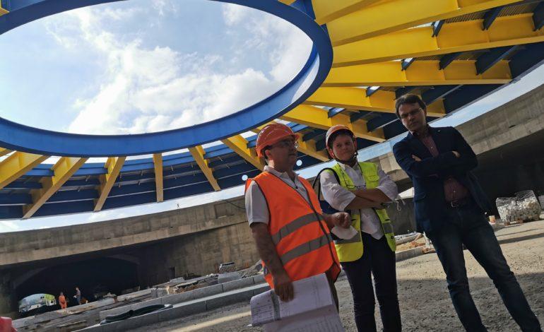 Da Regione Piemonte: presentata la copertura della rotonda sotterranea della ZUT