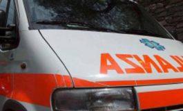 Grave motociclista dopo lo scontro con un trattore nel cuneese
