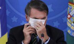"""Bolsonaro positivo al coronavirus: """"Sto bene"""""""