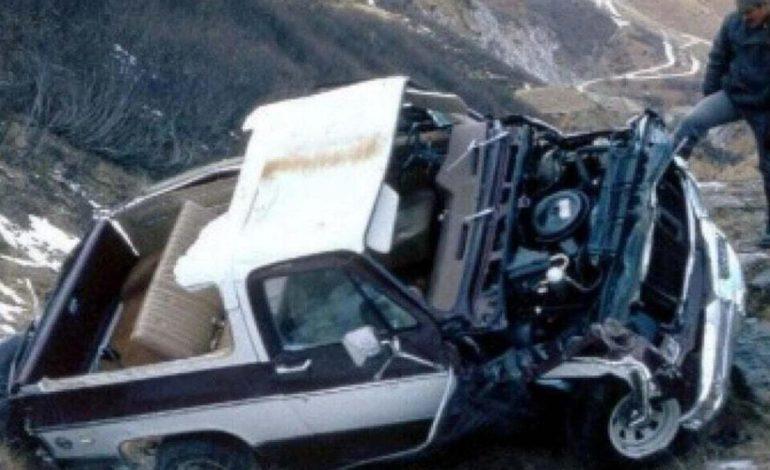"""Chevrolet di Grillo, l'autodemolitore di Sanremo si è tirato indietro: """"sono solo pezzi di lamiera"""""""