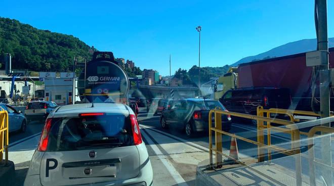 Caos autostrade, in tilt la A7 e la A26
