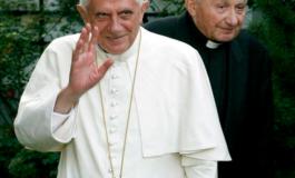 Morto Georg Ratzinger il fratello di Papa Benedetto XVI