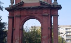Da Italia Nostra Alessandria: un gazebo per il restauro dell'arco trionfale