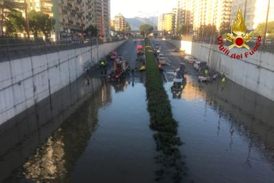 Nubifragio a Palermo: potrebbe essere aperta inchiesta