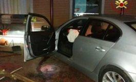 Vercelli: auto contro il dehor di un ristorante, ferita una bimba di cinque anni