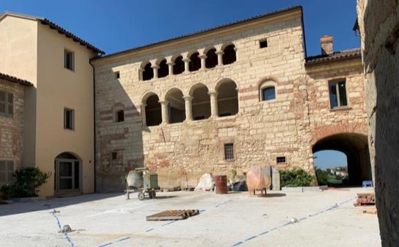 Da Fondazione Ecomuseo Pietra da Cantoni: recupero di Palazzo Volta