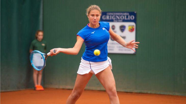 Tennis femminile, Canottieri Casale senza Sara Errani fa 2-2 a Lucca