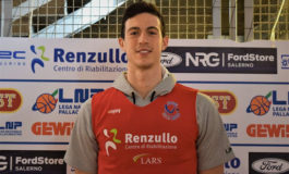 Bertram Derthona, completato il roster con il lungo Alessandro Morgillo