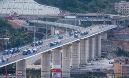 Ponte di Genova: oggi l'inaugurazione con Mattarella e Conte