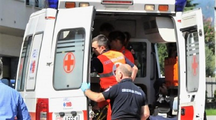 Centauro ventinovenne perde la vita nel novarese dopo lo scontro con un furgone