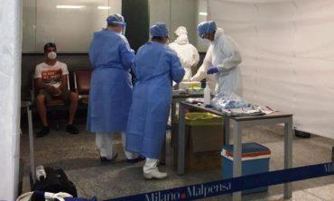 Tamponi all'aeroporto di Malpensa, il Piemonte corre in aiuto ai lombardi