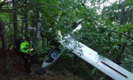 Aliante cade in val Grande, nel Verbano Cusio Ossola: lievi ferite per il pilota