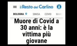 Ancora balle di regime: morto di Covid19 ma era in coma da tre anni!