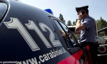 Coppia minacciata con una pistola e derubata a Saluzzo, indagano i carabinieri