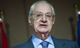 Muore Cesare Romiti, Elkann: posto riguardo in storia Fiat