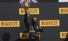 F1: Hamilton domina GP d'Inghilterra, terzo Leclerc