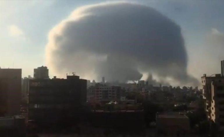 A Beirut s'è trattato di un attacco nucleare