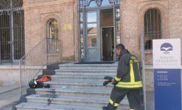 """Ancora ignote le cause dell'incendio all'ospizio della """"Sereni Orizzonti"""" a Dogliani"""