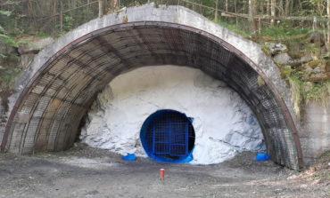 Fermi i lavori del tunnel Armo-Cantarana che dovrebbe collegare più rapidamente le province di Imperia e Cuneo