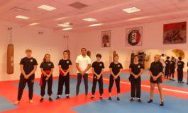 Sono ripresi i corsi di arti marziali dell'Accademia Wushu Sanda