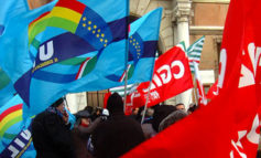 Sindacati in piazza ad Alessandria: il canto del cigno, la fine di un sogno