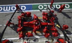 Monza F1: Ferrari a picco