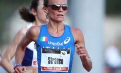 L'alessandrina Valeria Straneo campionessa italiana sui 10.000 metri di corsa