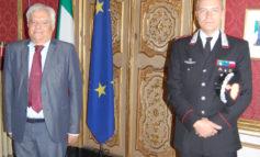Dalla Pefettura di Alessandria: il Prefetto dà il benvenuto in città al nuovo comandante provinciale dei Carabinieri