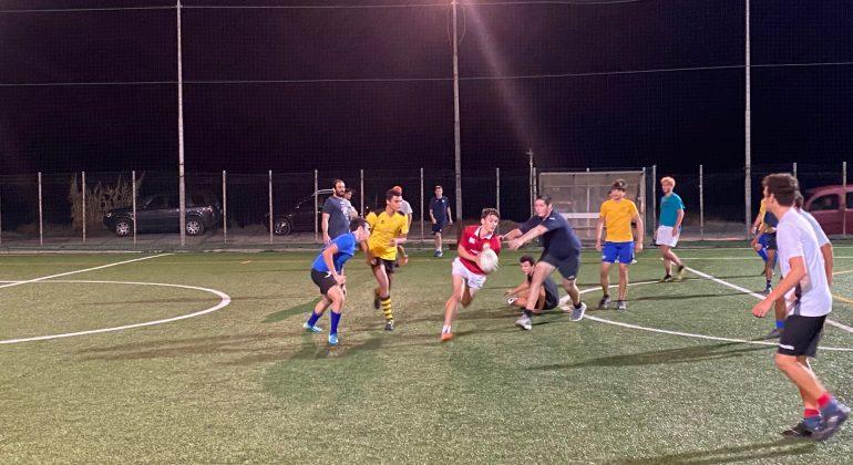 Cuspo Rugby, i Black Herons non conoscono confini: la Under 18 entra nella Ftgi Ligues