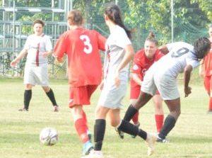 L'Alessandria Calcio Femminile pareggia in casa contro il Pinerolo